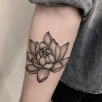Black lotus tattoos