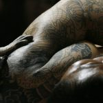 Japanese tattoing